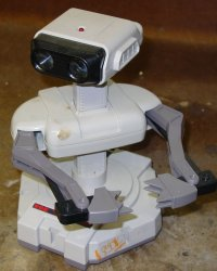 Nintendo's Robotic Operating Buddy